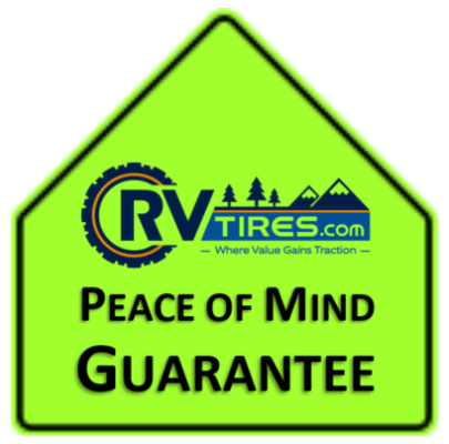 RV Tires Peace Of Mind Guarantee